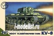 72015 PST 1/72 kV-8 Tank