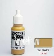 70912 Краска акриловая `Model Color Бронза желтая/ Tan yellow