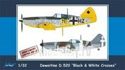A108 Azur 1/32 Самолет Dewoitine D.520