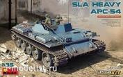 37055 MiniArt 1/35 Тяжелый БТР-54 Армии Южного Ливана