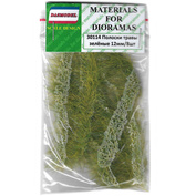 30114 DasModel Grass Strips 12mm Green 8 pcs