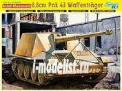 6728 Dragon 1/35 Ardelt-Rheinmetall 8.8cm Pak 43 Waffentrager
