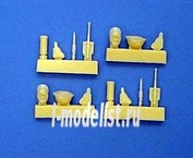 F 3008 Aires 1/35 German accessories W.W.II