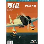 W5/2021 WAK 1/33 Aichi D3A1 Val