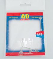 AVD243012004 AVD Models 1/43 Грабли ГВ-П, 4 шт