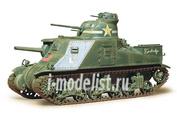 35039 Tamiya 1/35 U.S. M3 Tank Lee с 1 фигурой