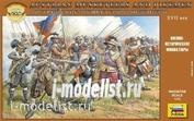 Zvezda 8061 1/72 Austrian Musketeers