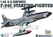 KH80101 KittyHawk 1/48 Американский перехватчик F-94C Starfire