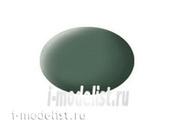 36167 Revell Аква- краска зеленовато-серая матовая