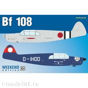 8479 Eduard 1/48 Самолет Bf.108