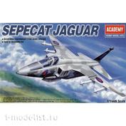 12606 Academy 1/144 Истребитель-бомбардировщик Sepecat Jaguar