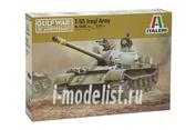 6540 Italeri 1/35 ТАНК T-55