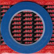 63132 JAS Маскировочная лента, бумага,  2 мм х 18 м