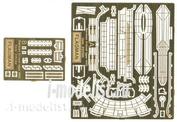 235822 Флагман 1/350 Набор ФТД для модели подводной лодки типа VII C спец.