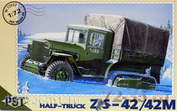72032 Pst 1/72 Автомобиль З&С-42