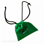 1169 Zvezda Pouch for game components green