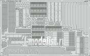 53236 Eduard 1/350 Фототравление CVN-65 Enterprise часть 4