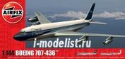 5171 Airfix 1/144 Пассажирский лайнер Boeing 707