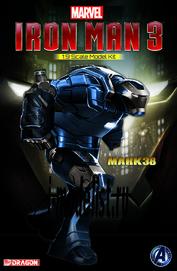 38334 Dragon 1/9 Iron Man 3 - Mk.XXXVIII - Igor Armor