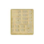 035217 Microdesign 1/35 t-64 tank drawer Belts ...T90