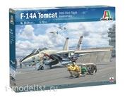 1414 Italeri 1/72 Самолет  F-14A Tomcat