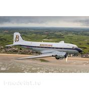 1393 Italeri 1/72 Самолет BREITLING DC-3