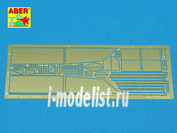48 019 Aber 1/48 Фототравление для German medium tank Pz.Kpfw. IV, Ausf.H, J early - vol. 3 - additional set - turret skirts