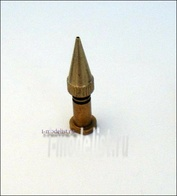 5282 Jas Сопло форсунка для аэрографа. диаметр 0,8 мм