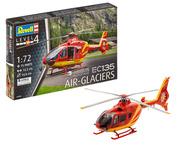 04986 Revell 1/72 Вертолёт EC135 AIR-GLACIERS