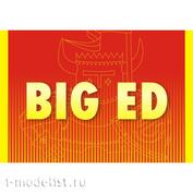 BIG33118 Eduard 1/32 Набор фототравления для Sea Gladiator