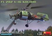 41002 MiniArt 1/35 Helicopter FL 282 V-16