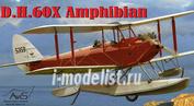 72028 Avis 1/72 Самолет D.H.60Х Amphibian