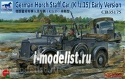 CB35175 Bronco 1/35 German Horch Staff Car (K fz.15) Early Version