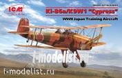 """32032 ICM 1/32 Ki-86a/K9W1 """"Cypress"""", WWII Japan Training Aircraft"""