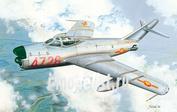 J72062 Kpmodels 1/72 MiG-17PF in Vietnam War