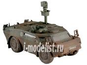 03136 Revell 1/72 Scout car Fennek