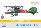 7402 Eduard 1/72 Биплан Albatros D. V