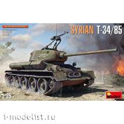 37075 MiniArt 1/35 Сирийский танк T-34/85