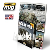 AMIG6011 Ammo Mig  TWM Special - World War I / TWM Special - Первая мировая война (Английский)