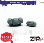 81018 ZIPmaket Скатки №2, 2 шт