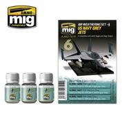 AMIG7419 Ammo Mig US NAVY GREY JETS (Реактивные самолеты ВМС США)