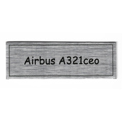 T346 Plate Plate for A-321ceo