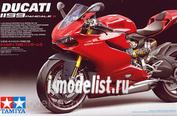 14129 Tamiya 1/12 Motorcycle Ducati 1199 Panigale S