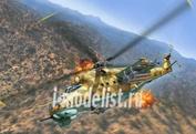 04951 Revell 1/100 Mil Mi-24D Hind