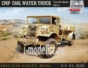 35165 Mirror-models 1/35 CMP 60L Water Truck