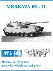 Atl-35-66 Friulmodel 1/35 Atl-66 Merkava Mk. Ii