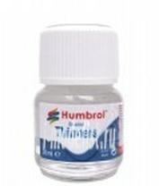 7501 Humbrol Растворитель для эмалевой краски, 28 мл