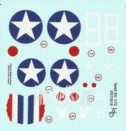 72016 KV Decol 1/72  Spad XIII America 8