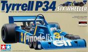 12036 Tamiya 1/12 Tyrrell P34 w/PE Parts