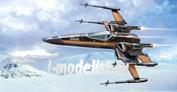 06692 Revell 1/50 Poe's X-wing Fighter (Easykit)